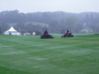 RyderCup MowingFairways