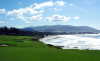 Pebble beach 9 and 102