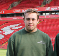 Myerscough James Sullivan Liverpool FC