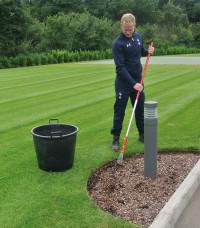 Spurs Gardening