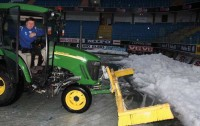 FC Molde Snow Clearance over Matchsaver Nov 2102