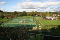 Tennis Courts Ludlow