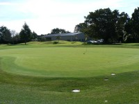 Work Shed in distince at Pakuranga Country Club