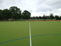 Agripower Contractors has been chosen to refurbish one of the existing hockey pitches at Merchant Taylors' School, Middlesex, with a new fully irrigated sand-dressed surface.