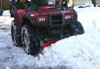 Plough ATV