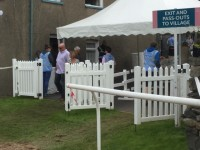 cartmel racecourse picket gates
