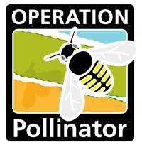 Operation pollinator logo