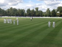 Uxbridge Cricket Club outfield