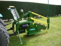 Chain Trencher 656