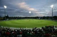 One day action at Seddon Park