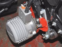 Ransomes Motor 003A