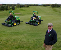 Knotty Hill Golf Centre mowers.jpg