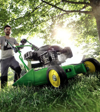 New John Deere C52KS commercial lawnmower