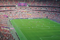 Wembley OlympicMatch