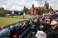 2014CommonwealthBowls Crowd