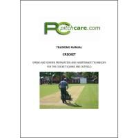 Spring/Summer Cricket Pitch Renovation & Maintenance Manual