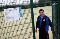 Steve Walsh at Fleckney Sports Centre.jpg