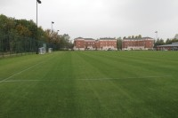 natural grass outdoor pitches
