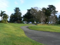 Tidy Path at Pakuranga Country Club
