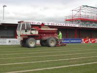 Speedcut Contractors in action at Eastbourne Borough FC (2).JPG