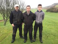 MillportGC Alan,Joe,Darren