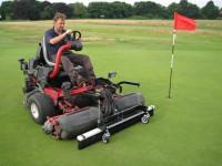 Raycam Triplex Greens Brush in use at Ashburnham GC.JPG