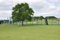 London Maccabi\'s existing football pitches and the 3G artificial pitch  behind.JPG