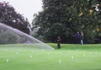 Auditing irrigation