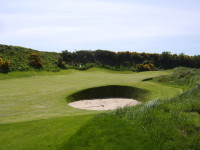 Arklow GC 12th green 1