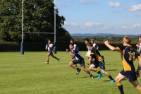 Christ's RugbyAction
