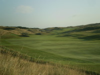 Royal Aberdeen GC 9th fairway