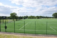 London Maccabi\'s Rowley Lane 3G football pitch at Barnet.JPG
