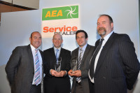 Double A Turfcare Dealer & Apprentice of the Year 2011