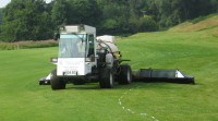 1D  Weed control to fairways & semi roughs