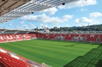 Rotherham Stadium Pitch