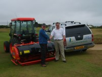 Kirkiston Castle GC and Wiedenmann Terra Spike GXi8 HD
