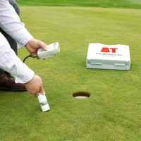Golf Green Soil Moisture Kit Probe