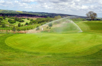 1. Golf irrigation