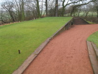 C2. Completed tee extension on 4th Nottinghamshire
