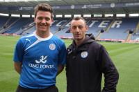 LeicesterCity JohnLedwidge&SimonGibbs