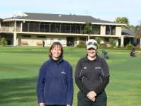 Kelly Herbert & Wendy Horman of Pakuranga Country Club