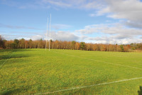 OmaghRugby PitchAutumn
