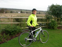 Mandy Caton, Campeys, charity bike ride.JPG
