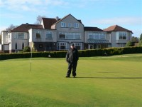 Damian Byrne Bolton GC Head Greenkeeper