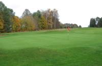 A1 12th green & Autumn colours