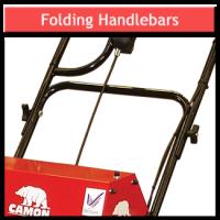 Camon LA25 Folding Handlebars