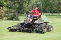 GlenGorse FairwayMowing