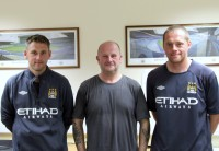 Man City Training Ground Staff
