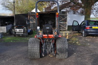 Kubota Tractor & Sisis Auto Rotorake 19 11 2011 005