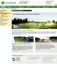 Irrigation website